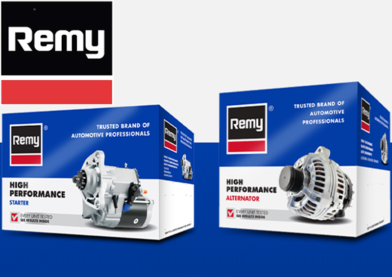 REMY - High Performance Starters and Alternators image