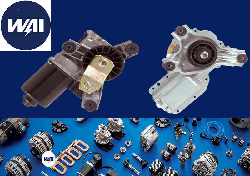 WAI - Leading Parts Manufacturer for the Aftermarket image